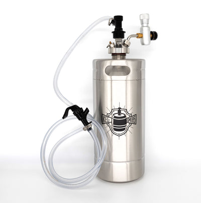 Premium Draft CO2 Party Keg System - Keg Smiths - Premium Draft Kegs & Accessories