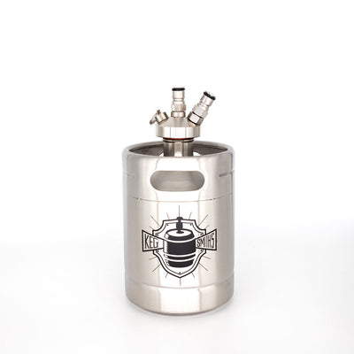 Keg Smiths Mini Keg with Ball Lock Spear