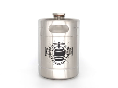 Stainless Steel Spare Keg (Keg Only) - Keg Smiths - Premium Draft Kegs & Accessories