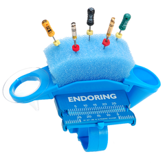 EndoRing® II Hand-held Endodontic Instrument - WITH METAL RULER - Jordco