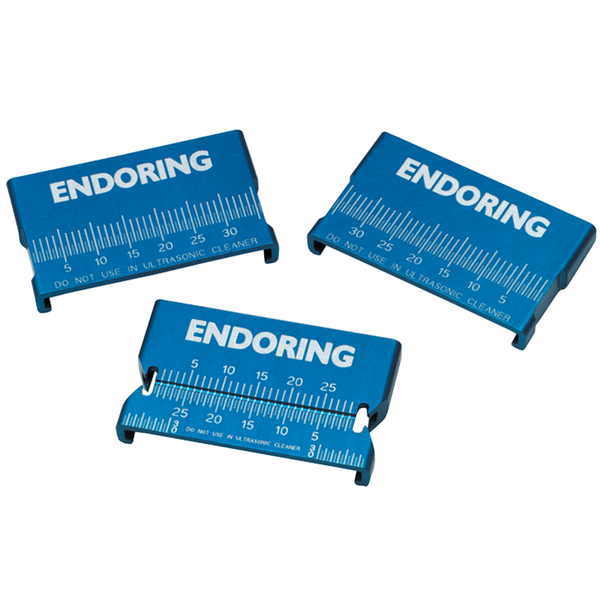 EndoRing® Metal Ruler