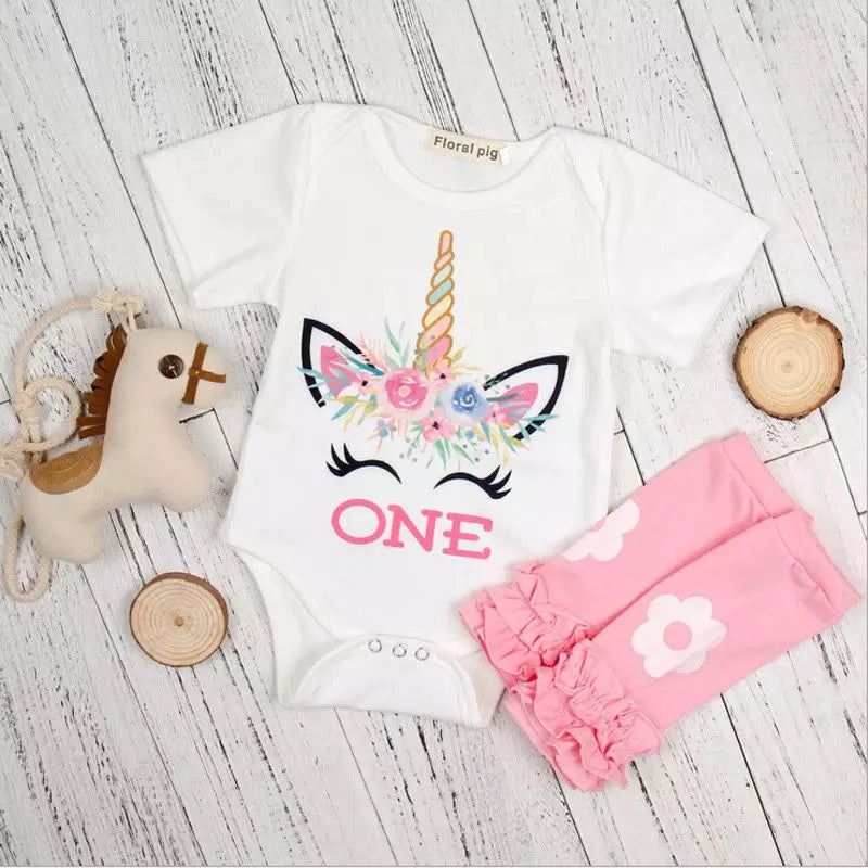 Birthday Unicorn Set