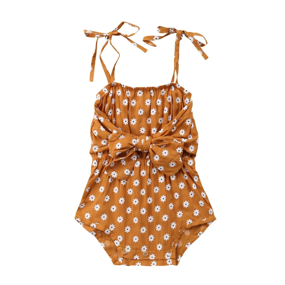 Dusty Daisy Romper