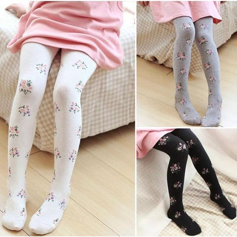 Floral Stockings