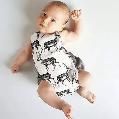 Stompin Stag Romper