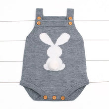Cotton Tail Knit Jumpsuit