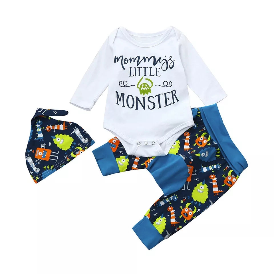 Baby Monster Set