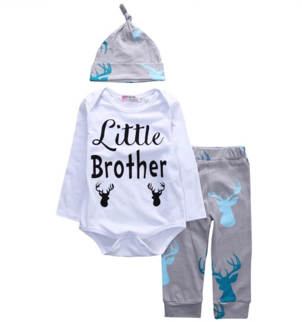 Little Brother - 3 piece set