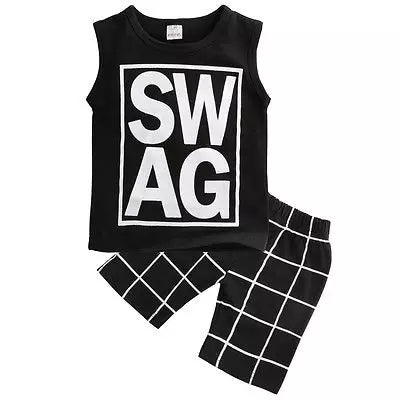Swag Shorts Set