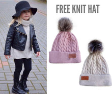 Born To Be Wild Jacket + FREE Knit Hat