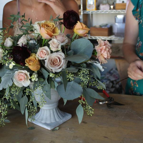 PRIVATE FLOWER ARRANGING WORKSHOP