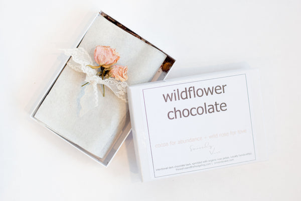 Wildflower Chocolate - Valentine's Day Collection