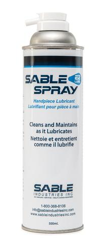 EZ Lube Handpiece Spray 500ml Lubricants EZ Lube