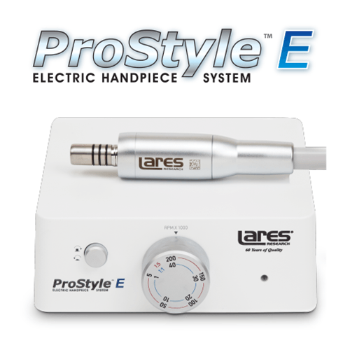 ProStyle E Electric Motor and Control Box Electric Motors LARES