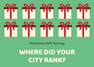 How Much Will Each UK City Spend on Christmas Gifts This Year?
