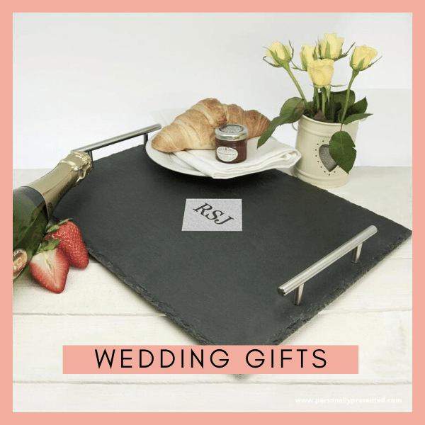 personalised wedding anniversary gifts