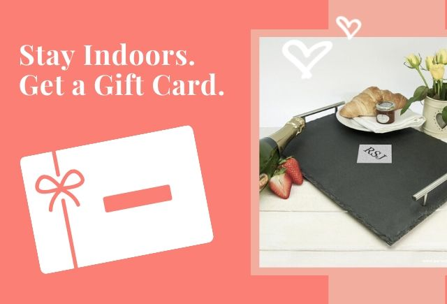 personalised gifts - gift card
