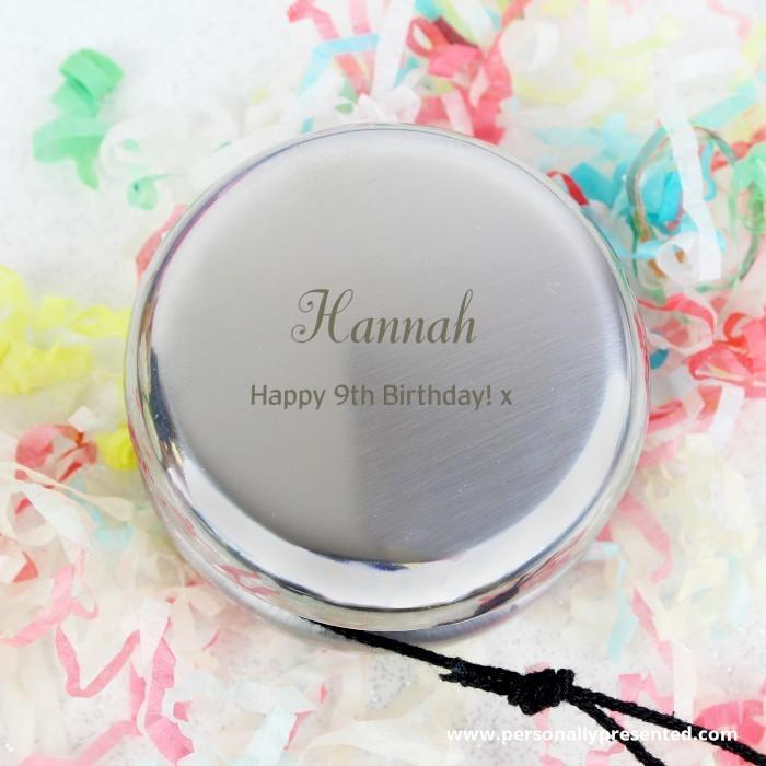 Personalised YOYO - Personalised Gift From Personally Presented