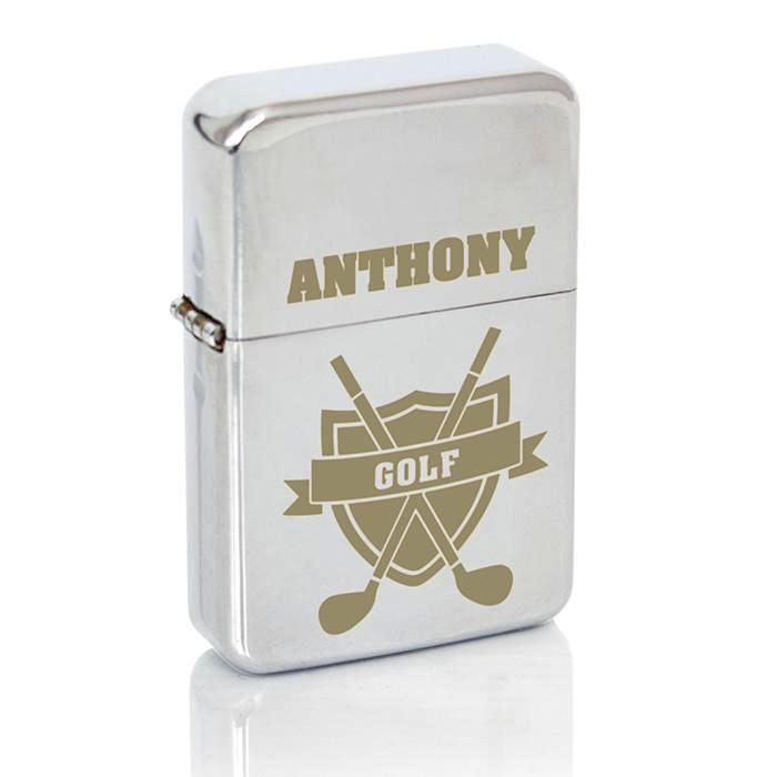 Personalised Golf Lighter - Personalised Gift From Personally Presented