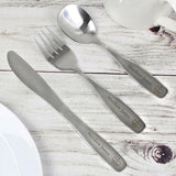 Personalised 3 Piece Prince Cutlery Set - Personalised Gift From Personally Presented