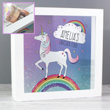 Personalised Unicorn Fund Box - Personalised Gift From Personally Presented
