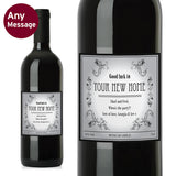 Personalised Vineyard Red Wine - Personalised Gift From Personally Presented