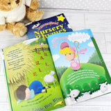 Personalised Nursery Rhyme Book - Personalised Gift From Personally Presented
