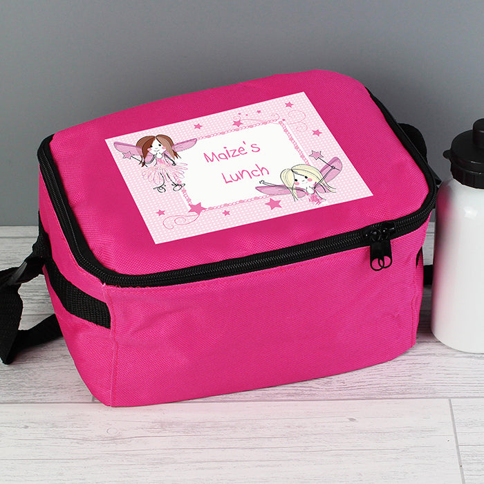 Personalised Fairy Lunch Bag - Personalised Gift From Personally Presented
