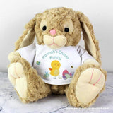 Personalised Easter T-Shirt Bunny - Personalised Gift From Personally Presented