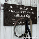 Personalised Dog Lead Hooks - Personalised Gift From Personally Presented