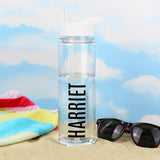 Personalised Island Water Bottle