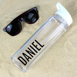 Personalised Island Water Bottle - Personalised Gift From Personally Presented