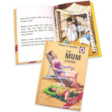 Mum: A Ladybird Personalised Adult Book