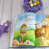 Personalised The Easter Bunny Story Book - Personally Presented