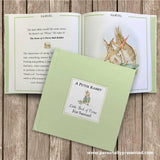 Personalised The Peter Rabbit Little Book of Virtue - Personalised Gift From Personally Presented