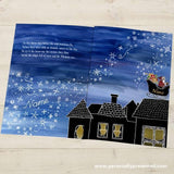 Personalised 'Twas the Night Before Christmas Hardback Book - Personalised Gift From Personally Presented