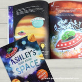 Personalised My Book About Space - Personally Presented