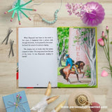 Rapunzel: A Ladybird Personalised Book - Personalised Gift From Personally Presented