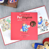 Personalised Paddington Bear Story Book - Personalised Gift From Personally Presented