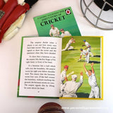 Cricket: A Ladybird Personalised Book - Personalised Gift From Personally Presented