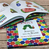 Hungry Caterpillar Style Personalised Book - Personalised Gift From Personally Presented