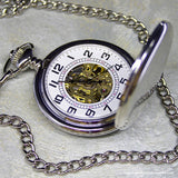 Personalised Heritage Pocket Watch - Personalised Gift From Personally Presented