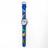 Kids Personalised Dinosaur Watch - Personalised Gift From Personally Presented