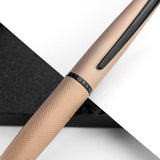 PERSONALISED CROSS ATX PEN IN ROSE GOLD - Personalised Gift From Personally Presented
