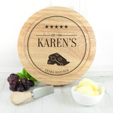 Personalised Extra Mature Cheese Board Set - Personalised Gift From Personally Presented