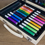 Personalised Children's Colouring In Craft Set - Personalised Gift From Personally Presented