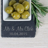 Personalised Meze Serving Platter - Personalised Gift From Personally Presented