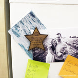 Personalised My Teacher Is A Star Fridge Magnet - Personalised Gift From Personally Presented