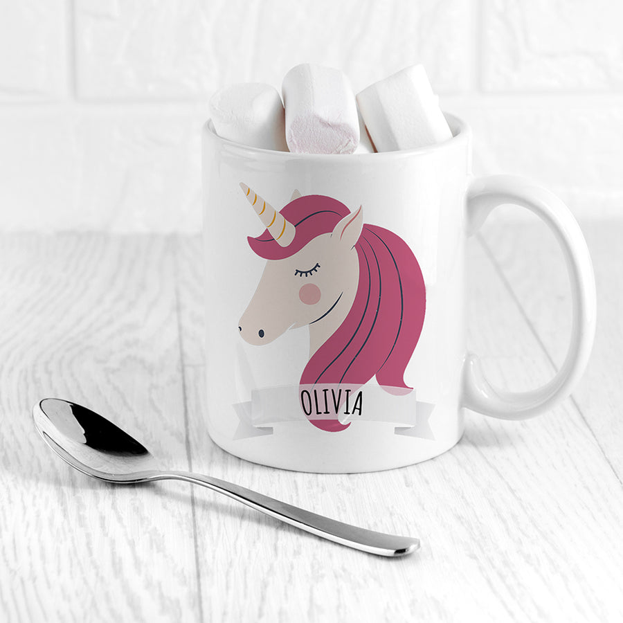 Personalised Sparkle Squad Ceramic Mug