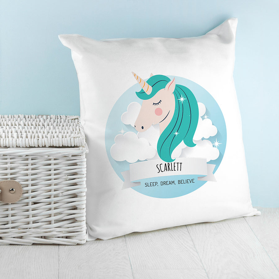 Personalised Sparkle Squad Sweet Dreams Cushion Cover - Personalised Gift From Personally Presented